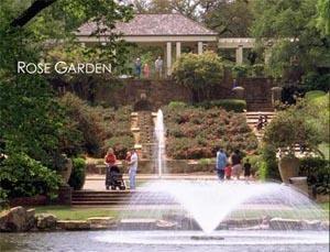 Oval Rose Garden/Lower Rose Garden
