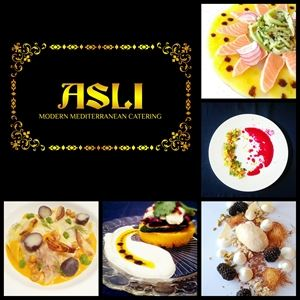 ASLI - Modern Mediterranean Catering