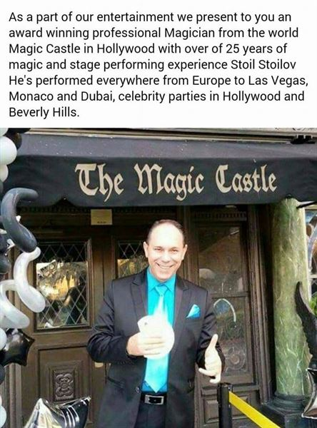 Stoil Magic Enertainment