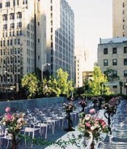 Kern Terrace and Sculpture Garden