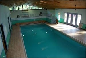 Swim-Gym Birthday  Place-Indoor Pool