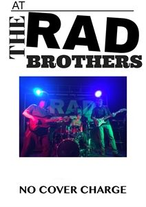 The RAD Brothers Trio - Classic/Country Rock Band - Banff