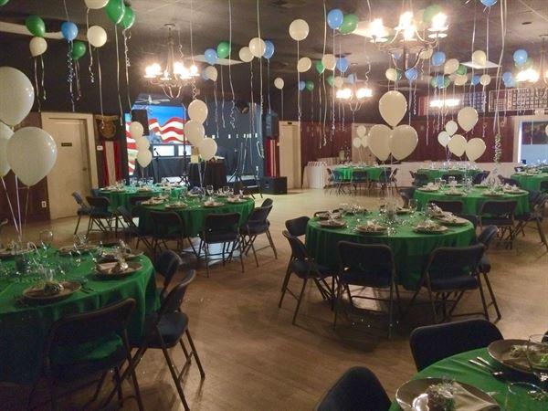 American Legion Post 1 Tulsa Ok Wedding Venue