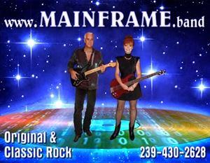 MAINFRAME - Classic Rock Duo