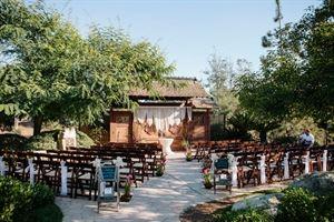 The Upper Garden's Ceremonial Gates