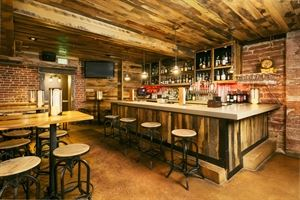 The Bourbon Lounge