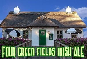 FOUR GREEN FIELDS- Irish Pub