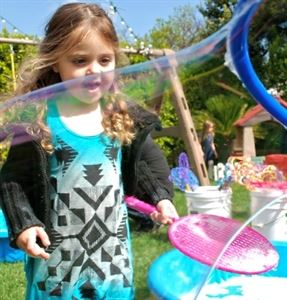 Best Bubble Parties