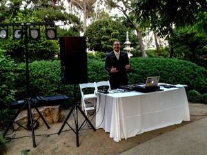 Ambrosia Event DJ Services