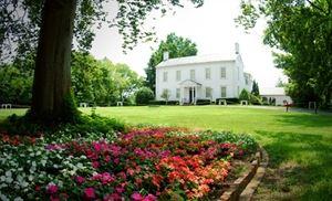 Crescent Bend House & Gardens