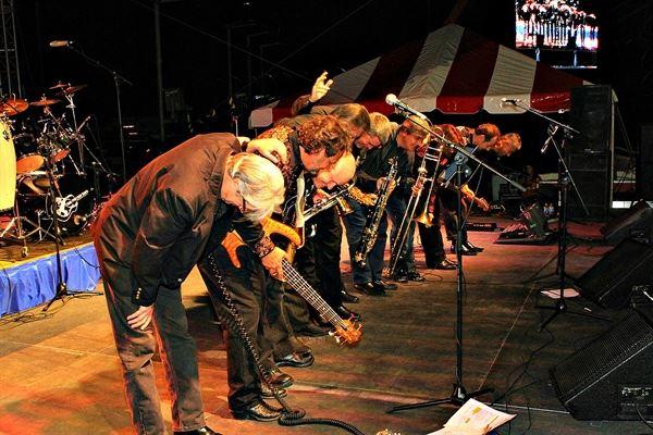 "Dina Preston Band ""Ambassadors of Goodwill"""
