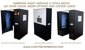 Ambrosia Karoake and Photobooth Services