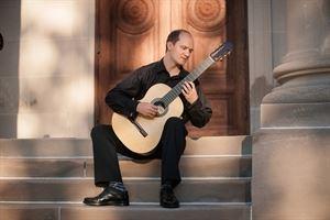 Dr. Andrei Burdeti - Classical Guitarist
