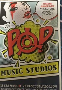 Pop Music Studios