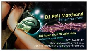 PHIL MARCHAND ENTERTAINMENT