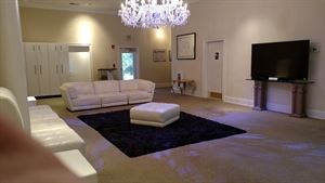 Bride's & Groom's Lounge Areas