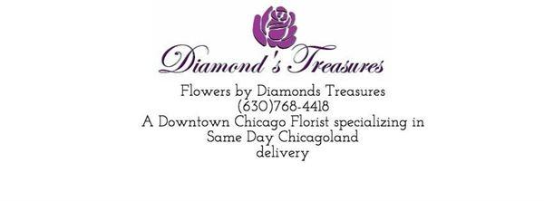 Flowers By Diamonds Treasures
