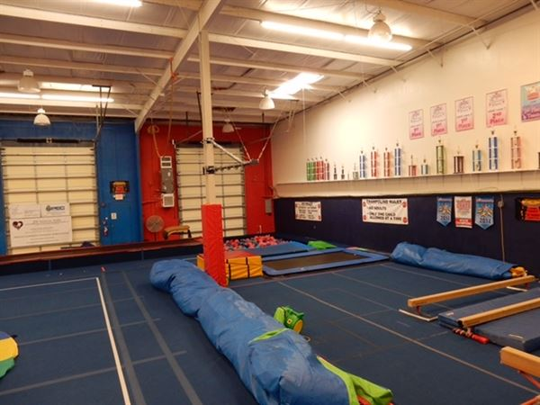 Kidz Zone Party Place @ Gymnastic World Naples