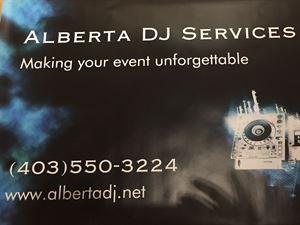 Alberta DJ Services