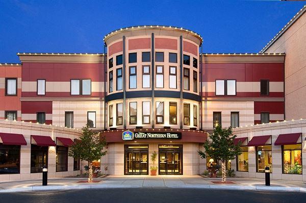 Best Western Premier- Helena Great Northern Hotel