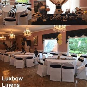 LuxBow Linens