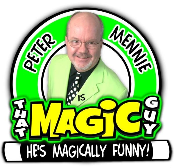 Peter Mennie: Magician