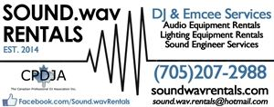 Sound.wav Rentals - North Bay