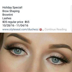 Duchezz Unlimited Brow Salon