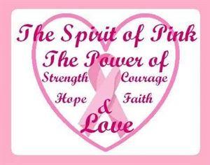 The Spirit of Pink