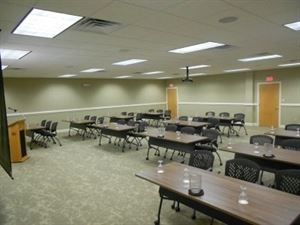 Small & Large Conference Room