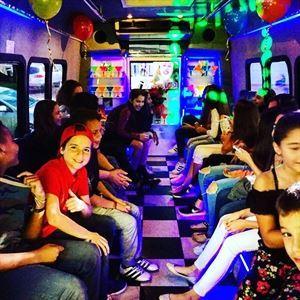 Ritmos Party Bus