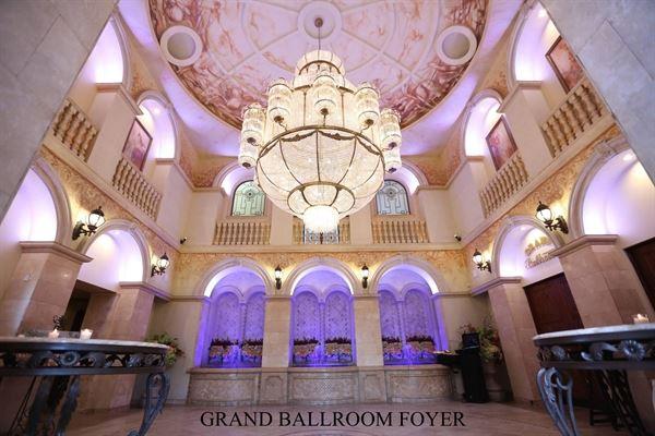 Metropol Banquets     Modern & Millennium                        Grand & Crystal