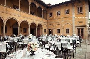 Villa del Sol d'Oro by Santa Anita Gardens Catering