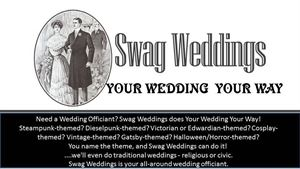 Swag Weddings