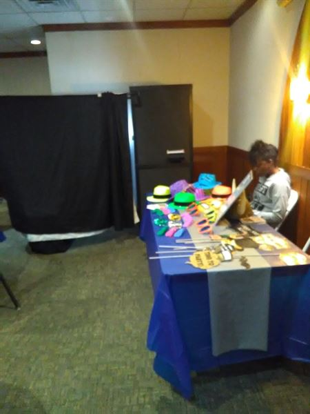 R. C. H Photo Booth