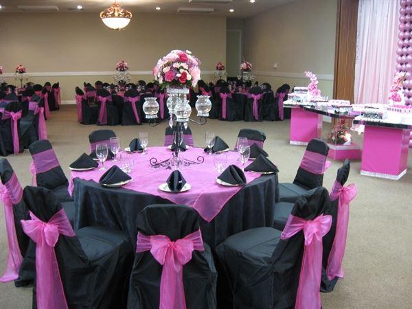 CH Banquet Hall - Marietta, GA - Wedding Venue