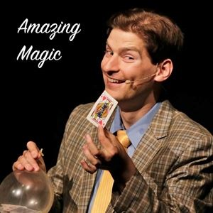 Ryan Pilling - Funny & Amazing Magician