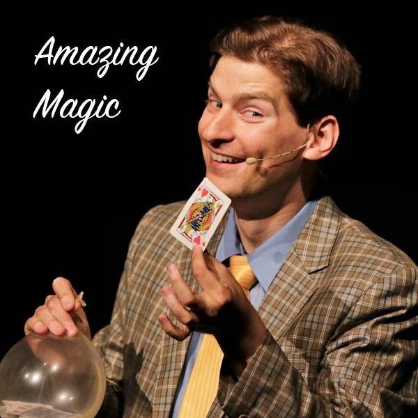 Ryan Pilling - Funny & Amazing Magician