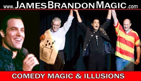 Clean Comedy Magician