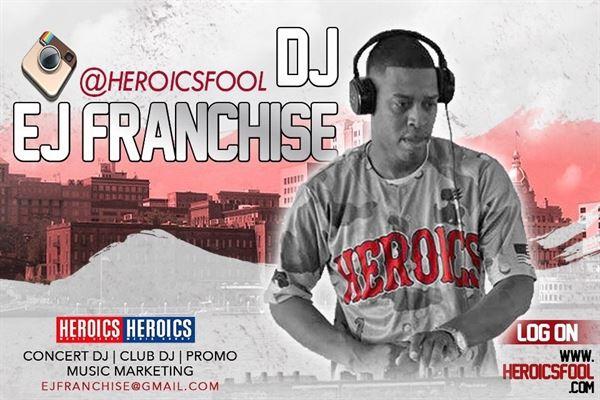 DJ EJ Franchise