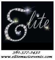ELITE MUSIC EVENTS - Pro MC DJ's, Lighting, Solo Musicians, Live Show Bands & Variety Entertainment