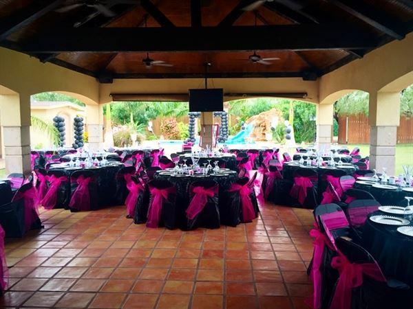 Penitas Wedding Venues HACIENDA EL CAMPANARIO