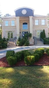 Pool House Mansion
