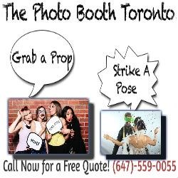 The Photo Booth Toronto