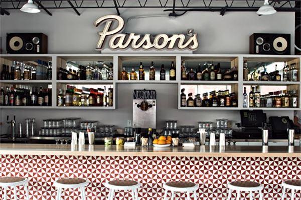 Parson's Chicken & Fish