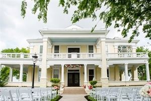 The Taylor Mansion Estate & Crystal Ballroom