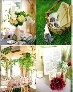 Settings Linen  Styling and Decor Rentals