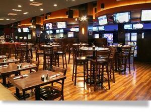 Kingpin Bar Area