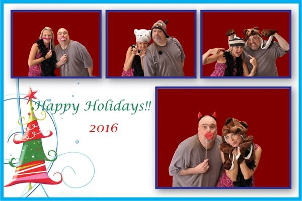 The Happy Life! Photo Booth