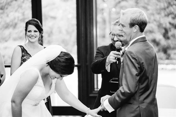 Al Howse Wedding Officiant